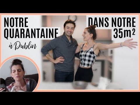 notre-confinement-à-dublin-(interview-radio,-recette-banana-bread)-vlog