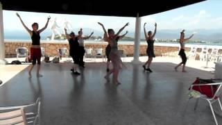 FIRST CLASS BABY Salsa Bellydance Lady Styling Workshop & Song by Anasma