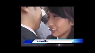 Japan Bus Vlog 2019   Hot Film & Music   Hot kiss   Movie 18 HTNet