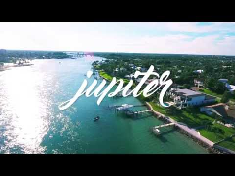 Jupiter, Florida Lifestyle Video Drone Footage