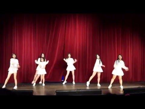 【Apink --- Mr Chu + Gfriend --- Me Gustas Tu】 2016 Magee's Got Talent JK Dance Crew Dance Cover