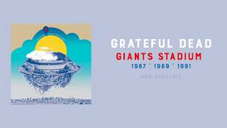 Grateful Dead - Giants Stadium (Unboxing Video)