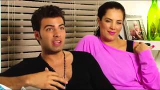 Gaby Espino y Jencarlos Canela presentan a su hijo Nickolas (People en Español 2012)