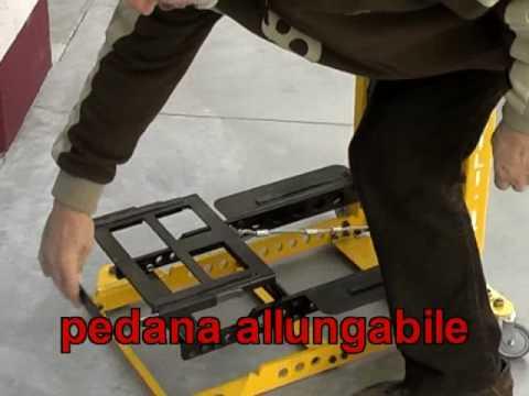 Lo spostamobili universale youtube - Carrello sposta mobili ...