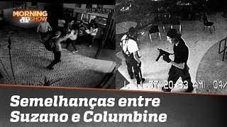 As semelhanças entre os massacres de Suzano e Columbine