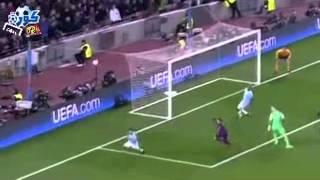ملخص واهداف مبارة برشلونة ومانشستر سيتى (1-0) - 18/3/2015 - دورى ابطال اوروبا