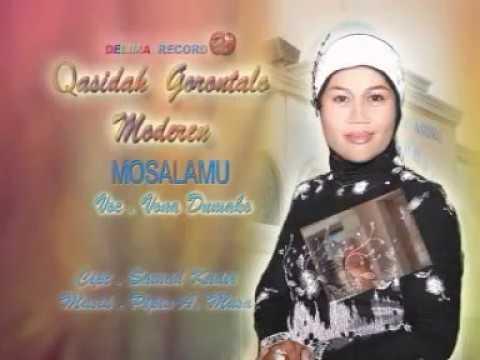 Qasidah Gorontalo - MOSALAMU - Voc  Vona Dumako