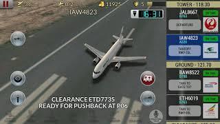 Unmatched Air Traffic Control 6.0.7 B737-800 Transavia MayDay )#UnmatchedAirTrafficControl