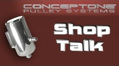 Concept One Shop Talk Episode 3: Power Steering Reservoirs