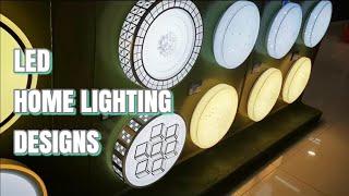 CEILING LIGHT DESIGNS / LED HOME LIGHTING - Allhome depot