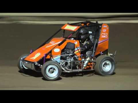Southern Illinois Raceway | Terry Sprague Memorial Night #1 2015 | Collin Wece Qualifier
