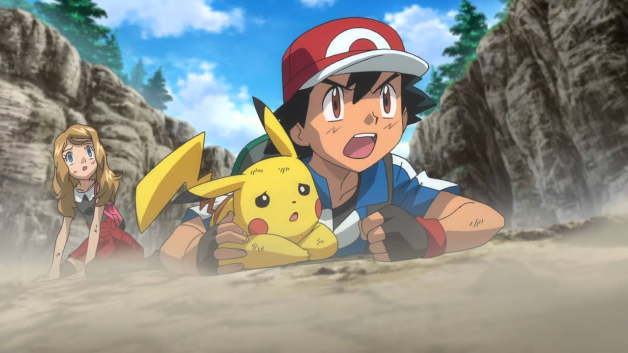 Pokemon The Movie Diancie And The Cocoon Of Destruction Trailer
