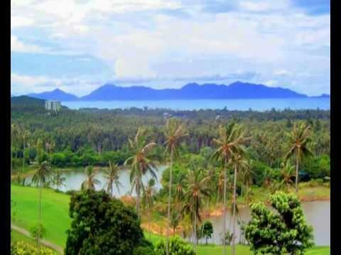 "Golf Holidays in Thailand  "" Santiburi Samui Country Club """