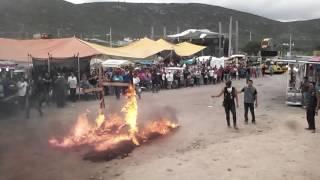 Exhibición de motos en el durazno mixquiahuala hidalgo con el amigo lobo