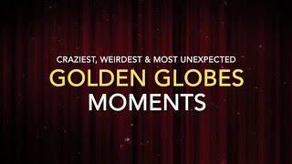 Unexpected, Hilarious & Awkward Golden Globes Moments