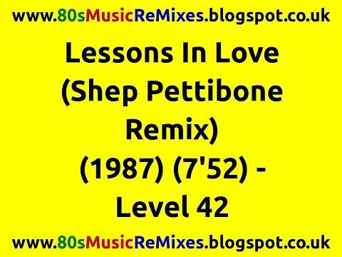 Lessons In Love (Shep Pettibone Remix) - Level 42 | 80s Club Mixes | 80s Club Music | 80s Pop Music