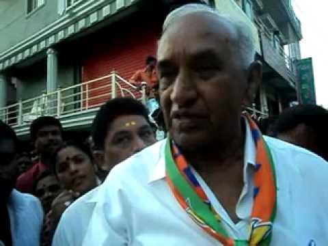 A Gopala Reddy ward-172 Madiwala BJP-Shilpa Das Gu...