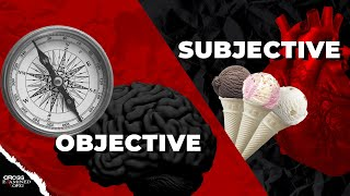 Subjective Morality vs Objective Morality