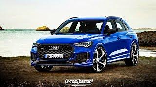 Audi RS Q3, Lexus IS, BMW serii 7 lifting - #138 NaPoboczu