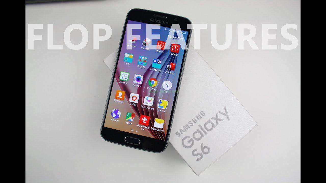 Samsung Galaxy S6 Flop