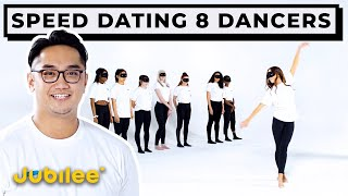 Speed Dating 8 Women Based on Their Dancing
