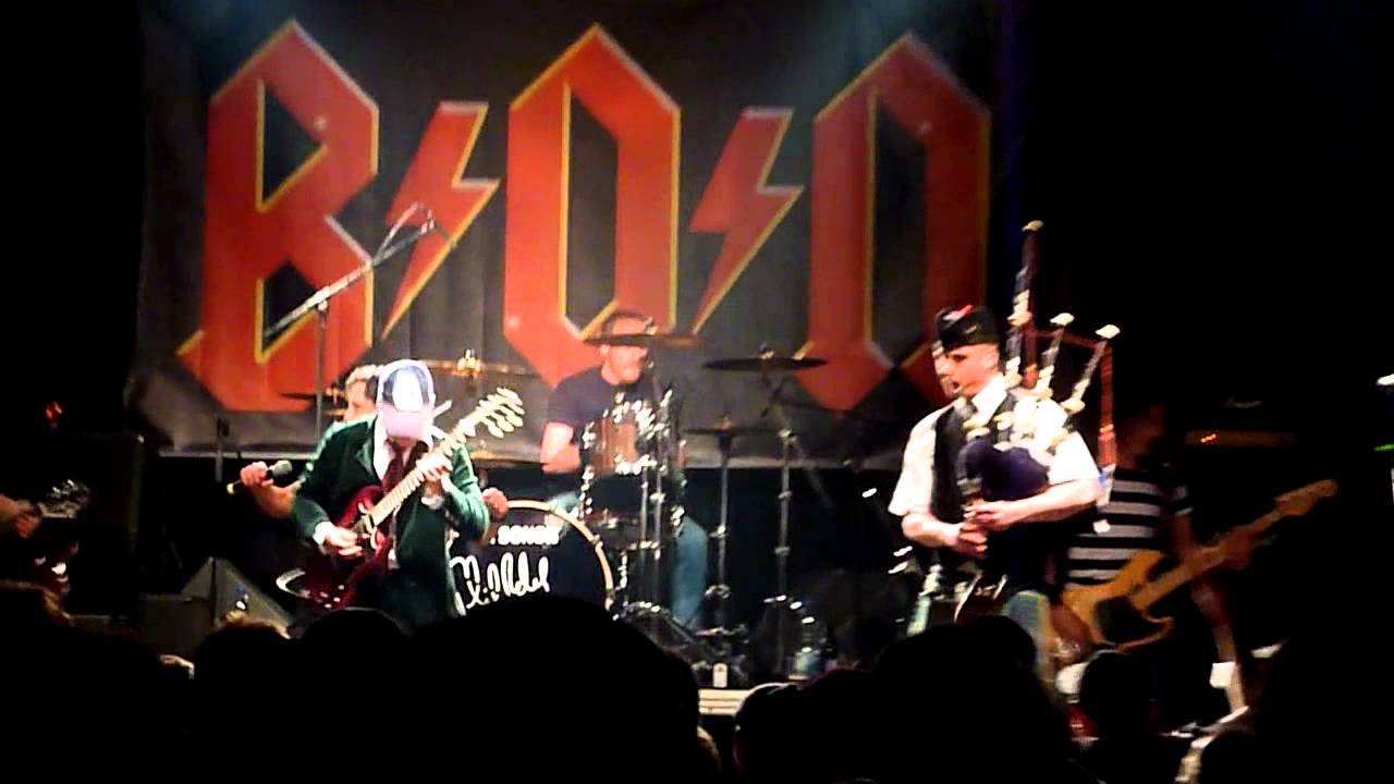 Bon Rock - It's All Right / B-Boy