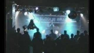 analogue brain-alter ego (live)
