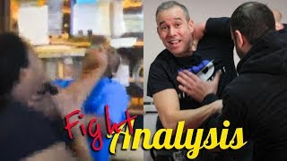 Fight Analysis - Defense AGAINST A BIG WOMAN  with Nick Drossos