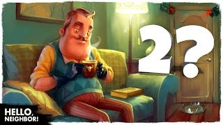 HELLO NEIGHBOR 2 a MOD GAMEPLAY