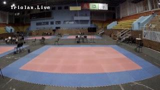 Чемпионат Украины по Тхэквондо ВТФ 2018 Корт C 19.04.2018