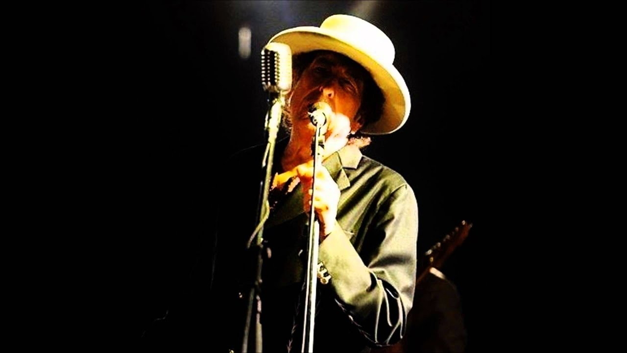 Download Bob Dylan & His Band - Melancholy Mood (Live) - 2015.10.15