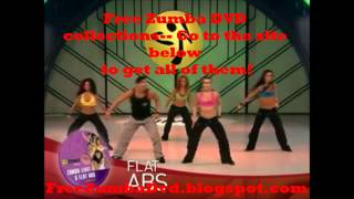 Zumba Dance dvd free | Zumba Fitness dvd rip collection [UPDATED AUG 2013]