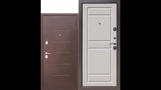 видео Купить металлические входные двери с терморазрывом в СПб