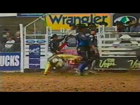 2004 PBR Fort Worth day 2 broadcast opening
