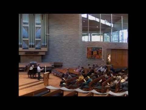 Daily Chapel, September 26th, 2016