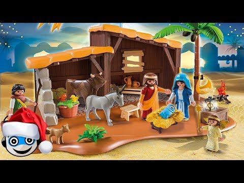 Portal de Belén de Playmobil ❄️ Feliz Navidad