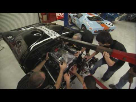 HOT ROD TV: GT-40