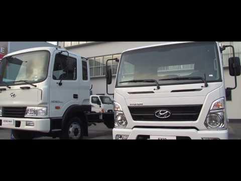 Veh culos comerciales Hyundai Potencia y rendimiento