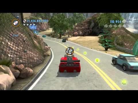 LEGO City Undercover (Wii U) ~ Collectables Guide - The Bonus Missions (read description)