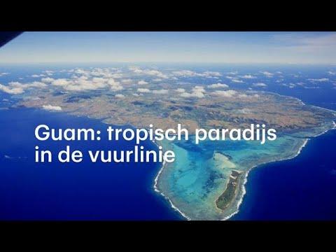 Guam: tropisch paradijs in de vuurlinie - RTL NIEUWS