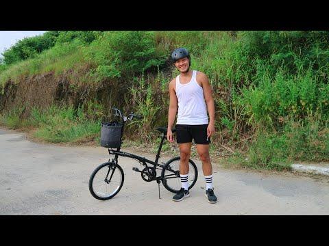 Decathlon BTWIN Katlanabilir Bisiklet İncelemesi I Bisiklet Bakımı Yapmayı Öğrendik!