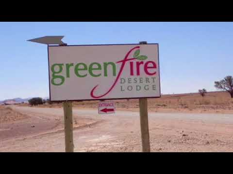 Day 28: Motorbike Road Trip Southern Africa - Helmeringhausen to Green Fire Desert Lodge