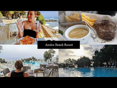 Aeolos Beach Resort Corfu Review