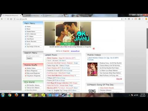 The best place for downloading Hindi Songs