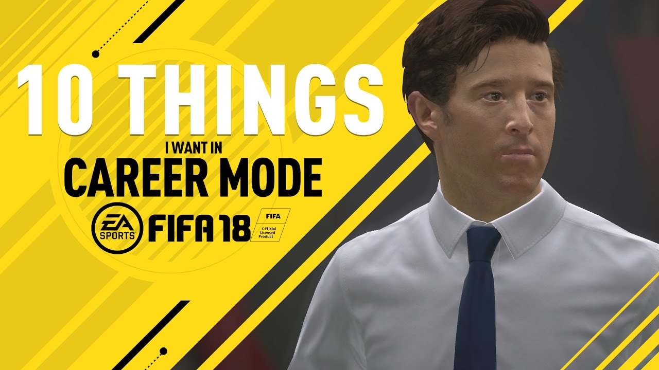 fifa 18 is coming