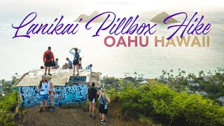 Lanikai Pillbox Hike - Sunrise Hike on Oahu (Hawaii)