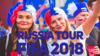 #Russia2018#Moscow#FIFA2018#NikolskayaStreet#RedSquare