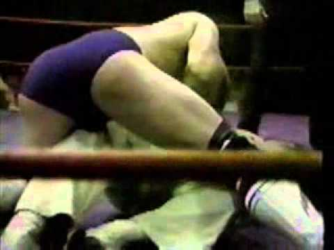 Kevin Von Erich VS The Great Kabuki