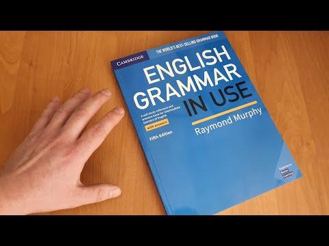 Самый популярный учебник английского языка. English grammar in use! Синий Мерфи