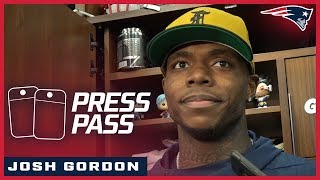 josh gordon press conference